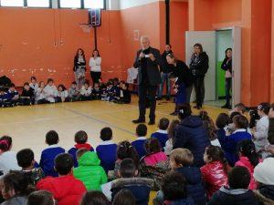 Fiumicino, Scuola elementare e media di Parco Leonardo: il saluto del sindaco