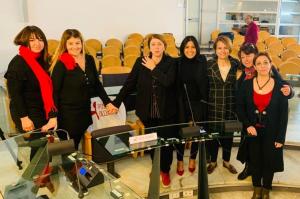 Fiumicino, Gli auguri dalle donne del Consiglio Comunale