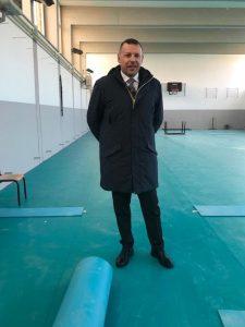 Fiumicino, Interventi nella palestra della scuola Lido del Faro a Isola sacra IN DIRITTURA D'ARRIVO