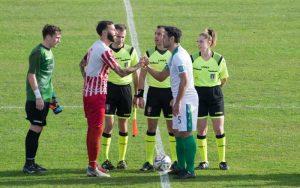 Eccellenza, 15^ giornata: Anzio-Virtus Nettuno 1-1