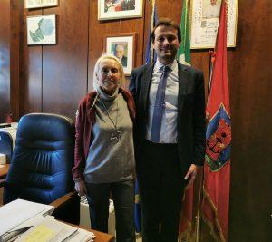 Fiumicino, Lucia Franchini al comando della Polizia Locale