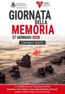 Fiumicino, Giornata della Memoria: gli eventi