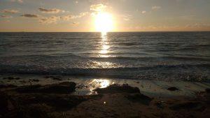 """Fiumicino, """"The Sea in Winter – Il mare d'inverno"""""""
