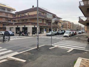 Pomezia, Terminati lavori di abbattimento delle barriere architettoniche