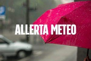 """Allerta meteo: """"Precipitazioni sparse, anche a carattere di rovescio o temporale"""""""