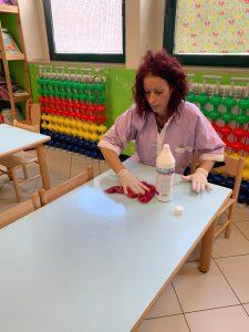 """Fiumicino, Montino: """"Iniziata la sanificazione delle scuole"""""""