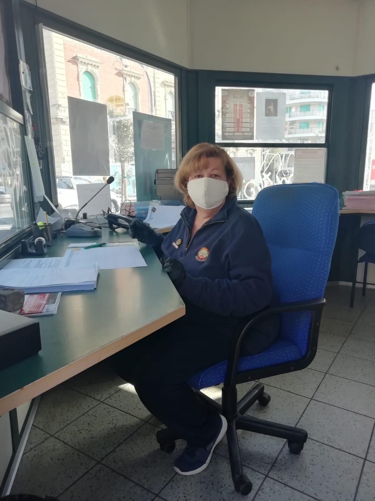 Nettuno, Coronavirus: l'impegno dei volontari dell'Unitalsi