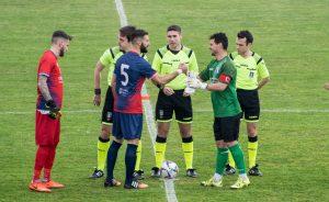 Eccellenza, 25^ giornata: Anzio-Real Monterotondo Scalo 0-3