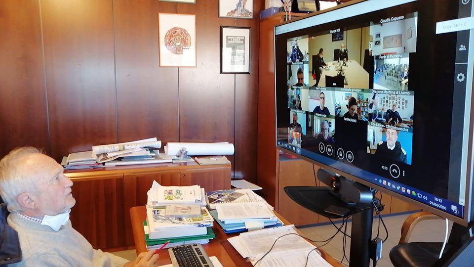 """Fiumicino, Coronavirus, Montino: """"Accordo per impedire partenze da navi da crociera"""""""