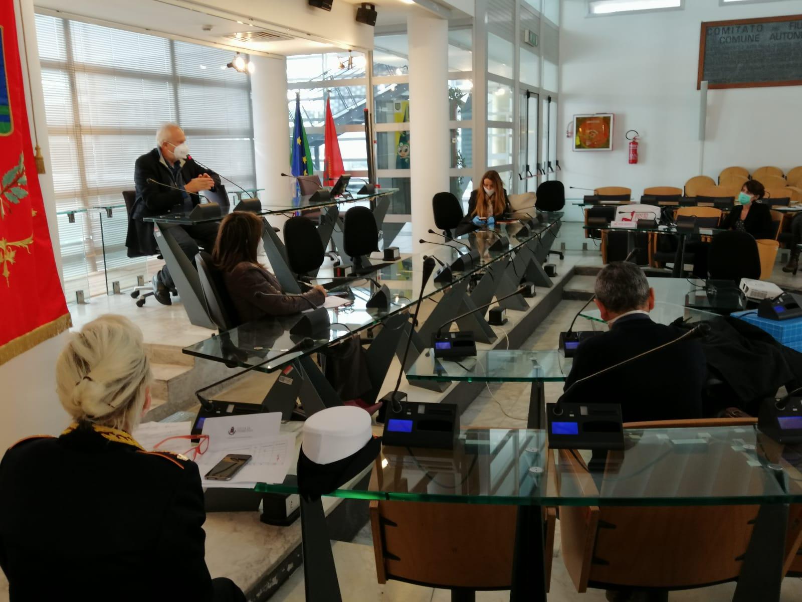 """Fiumicino, Coronavirus, Montino: """"Alla nuova riunione del Coc decisi maggiori controlli"""""""