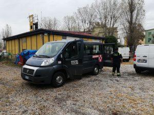 Fiumicino, Aviation Services: donate altre due vetture alla Protezione civile