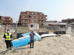 Fiumicino, Covid19: i controlli di Pasqua