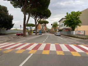 Nettuno, Proseguono i lavori di rifacimento della segnaletica stradale