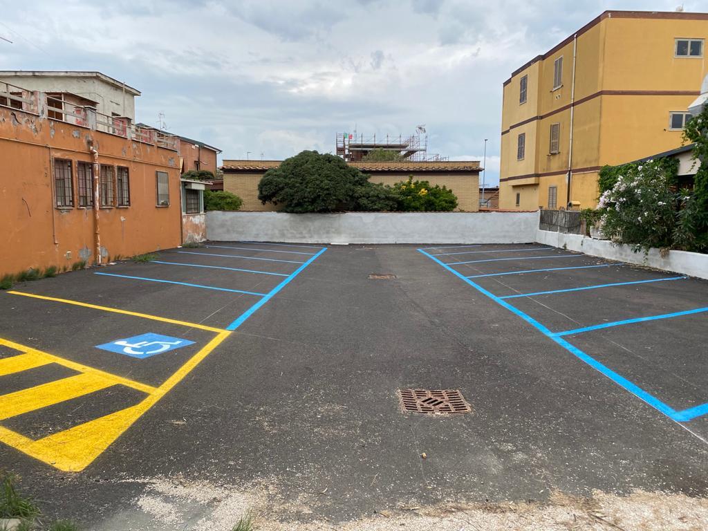 Fiumicino, Lungomare della Salute: pronti quattro nuovi parcheggi