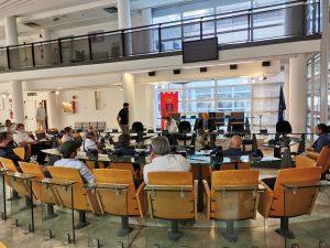 """Fiumicino, Mercato sabato, Montino: """"Trovato accordo con gli operatori sui distanziamenti dei banchi"""""""