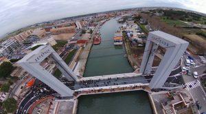 Fiumicino, Ponte Due Giugno e passerella pedonale: i nuovi orari