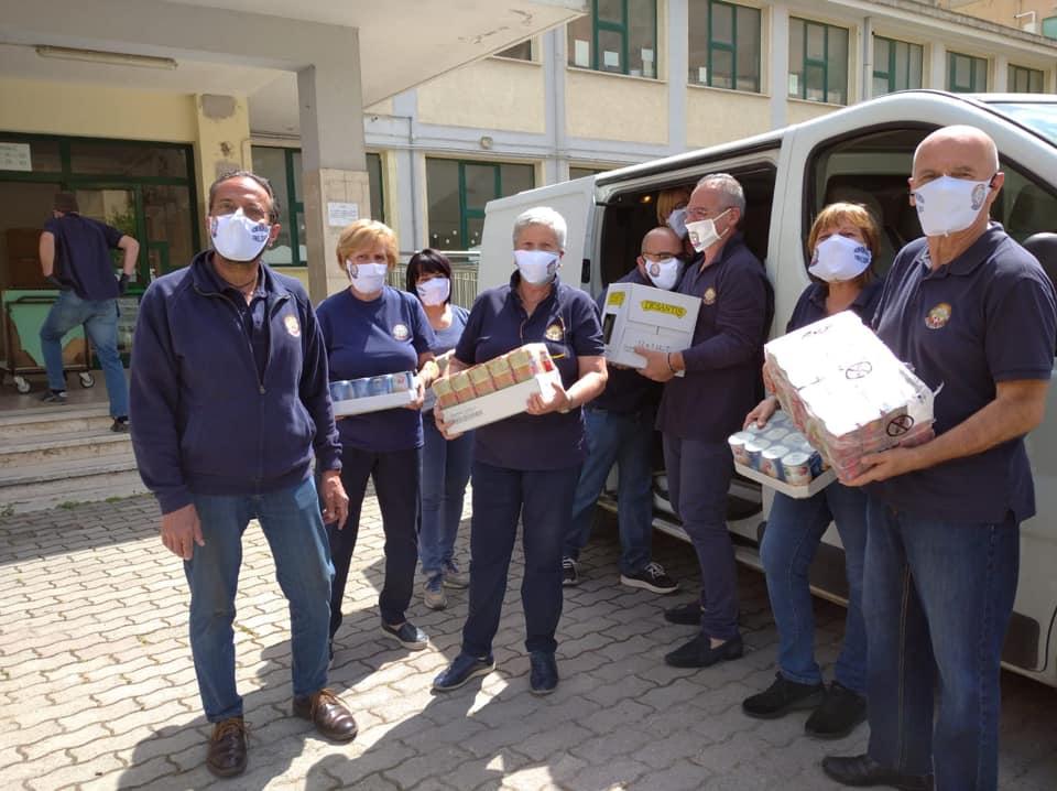 Nettuno, Donazione del Lions Club Roma