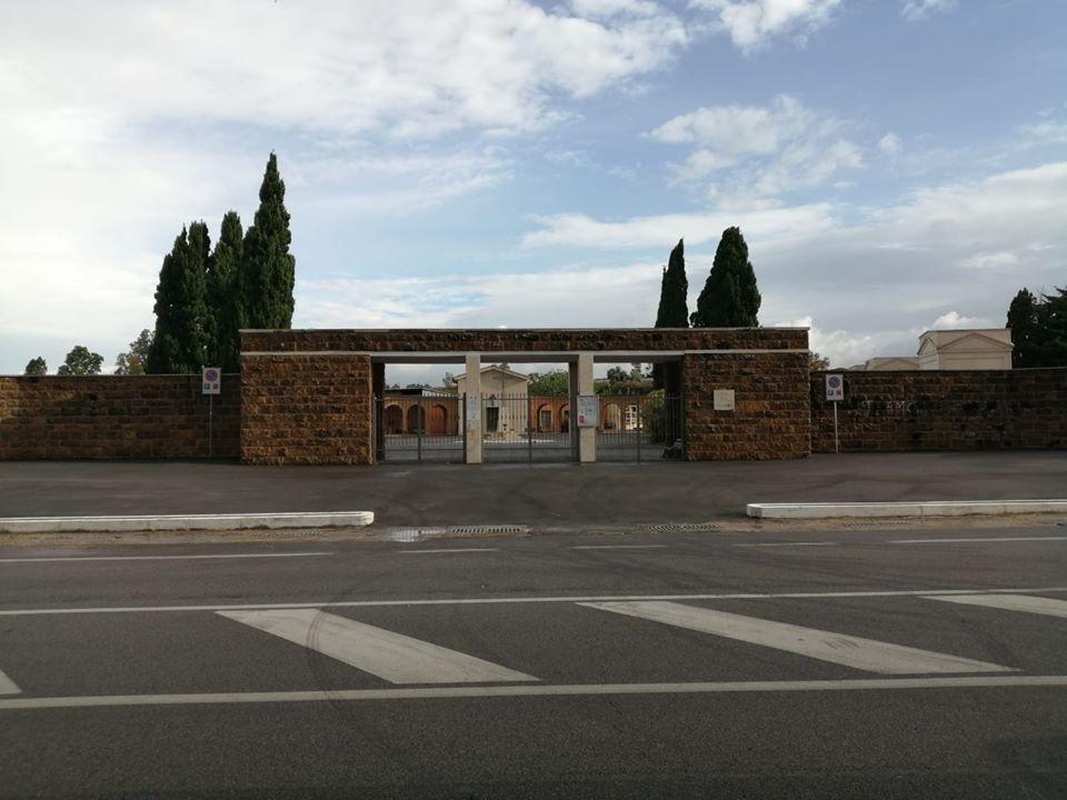 Fiumicino, Conclusi i lavori di restyling e messa in sicurezza del parcheggio del cimitero di Palidoro